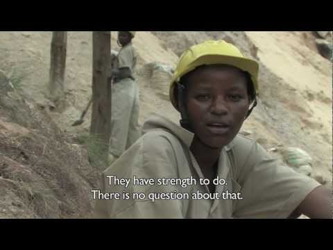 Mining and gender in Rwanda