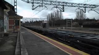 Comsa Rail Transport - 601.008 con TEPLA en Herradon / La Cañada