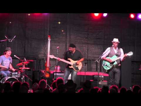 "KEB' MO' -""The Worst Is Yet To Come""8/9/15 Heritage Music BluesFest"