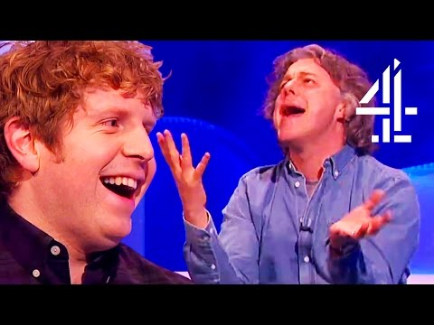 Alan Davies Has Some Extreme Opinions About Pineapple On Pizza | The Last Leg