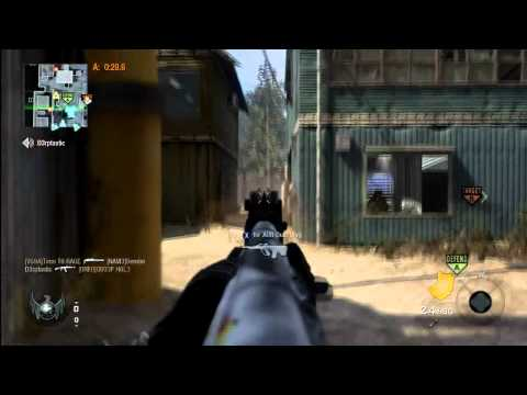 Epic Argument On Black Ops (Game Chat)