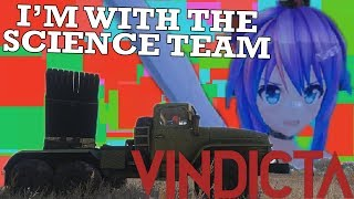 The Science Team Discover Anime | Vindicta - A Fustercluck in ArmA 3