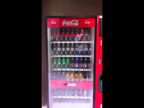 how to hack a coke machine for money