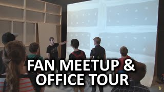 The Big Move - Meetup Day & Touring the New Office