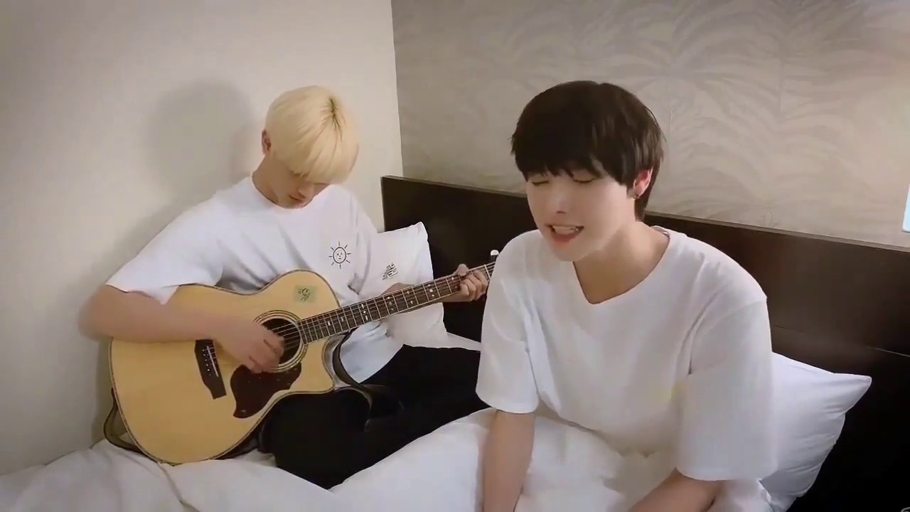 Download 30 minutes of Jin Yonghoon's vocals [Onewe]