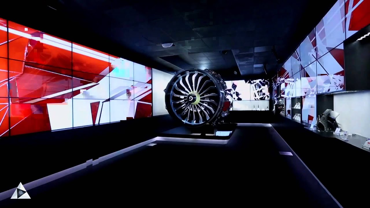 CFM AÉRONAUTIQUE - Showroom - YouTube