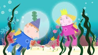 Ben e Holly Italiano - Sott'acqua - Collezione Italiano - Cartoni Animati