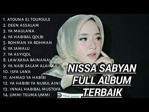 Sholawat Nissa Sabyan Full Album Terbaik