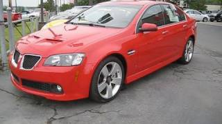2008 Pontiac G8 GT Start Up, Exhaust, and In Depth Tour