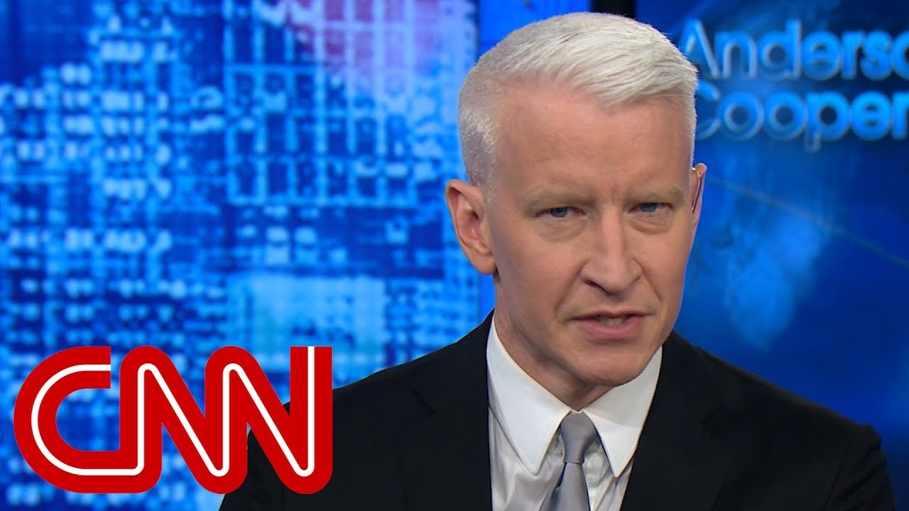 Anderson Cooper: Trump embraced racist bullies' message #1