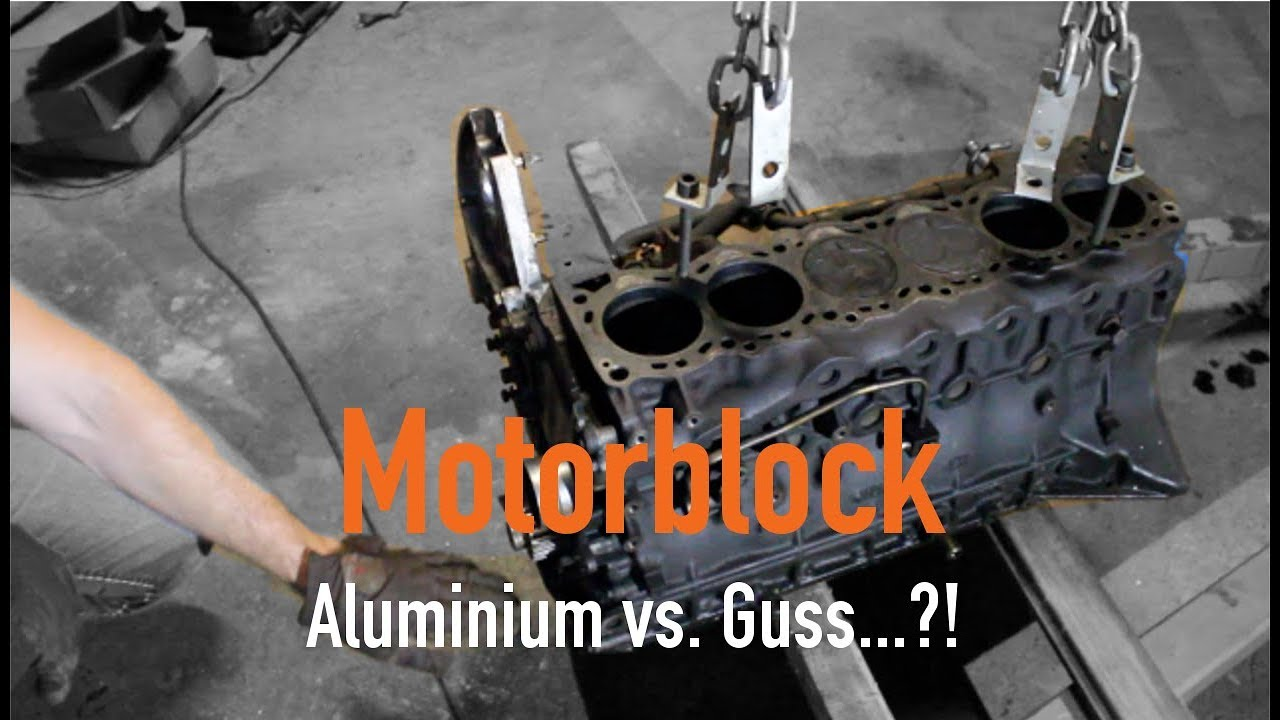 motorblock aluminium vs guss erkl rt vom kfz. Black Bedroom Furniture Sets. Home Design Ideas