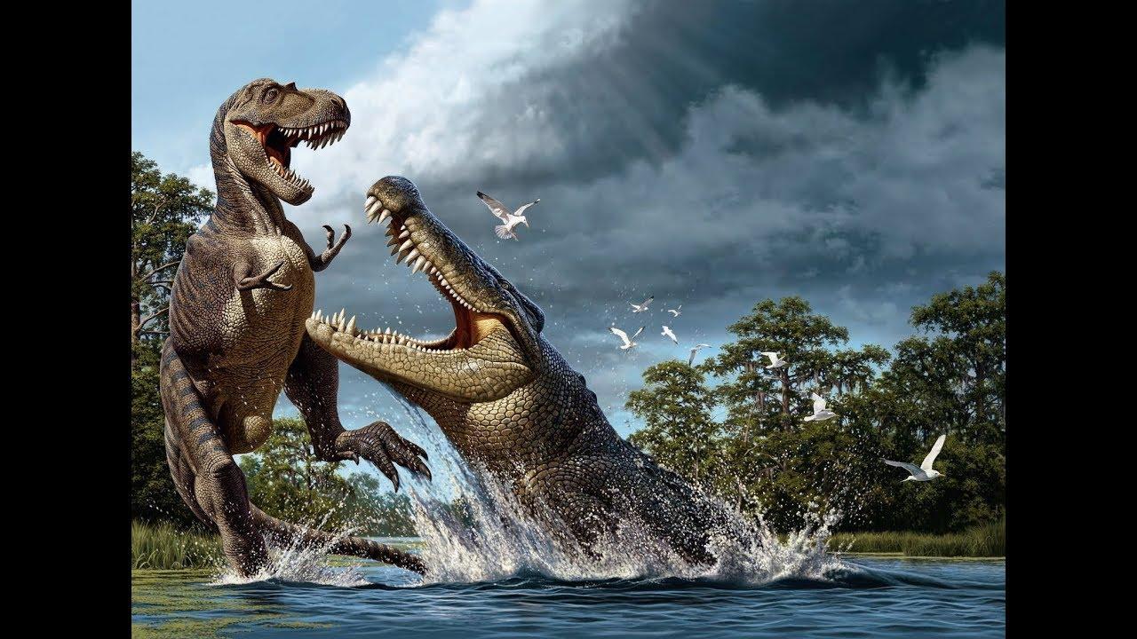 Los Dinosaurios Mas Grandes Que Existieron Documentales De Dinosaurios Youtube Sólo los grandes dinosaurios clásicos están extintos y la mayoría de los expertos creen que los pájaros son dinosaurios, piénsalo la próxima vez que una paloma te ataque. documentales de dinosaurios