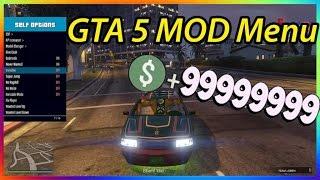 GTA 5 Online MOD MENU: Como colocar Level, Dinheiro, Lanches, Munição e muito mais! Novo MOD MENU