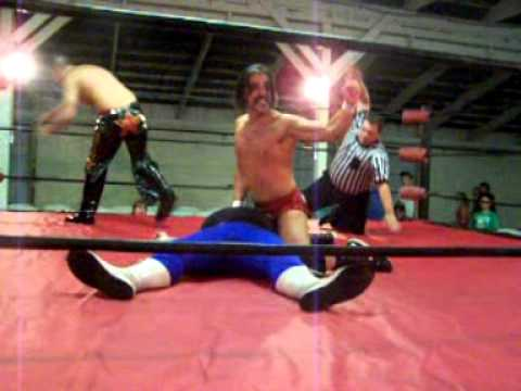 kevin frost & gidion malice vs  ox baker jr  & hardcore harry