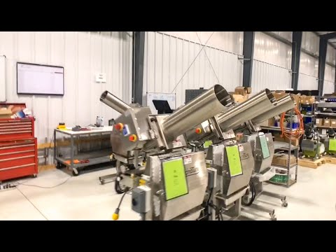 COMMERCIAL JUICERS FOR JUICE BARS (facility Tour)