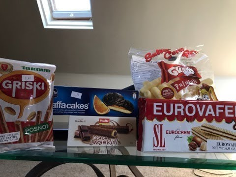 Serbian Foods | tried in Chicago Part 2