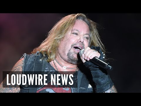 Vince Neil's First Gig Since the Pandemic Did Not Go Well