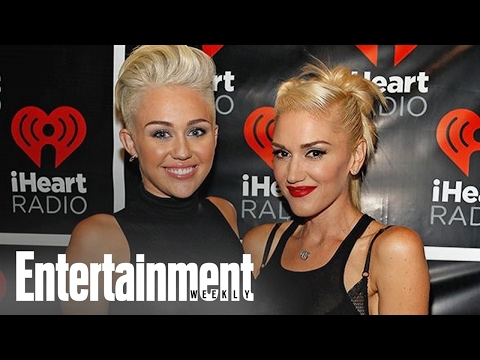 Miley Cyrus Replaced By Gwen Stefani On The Voice | News Flash | Entertainment Weekly