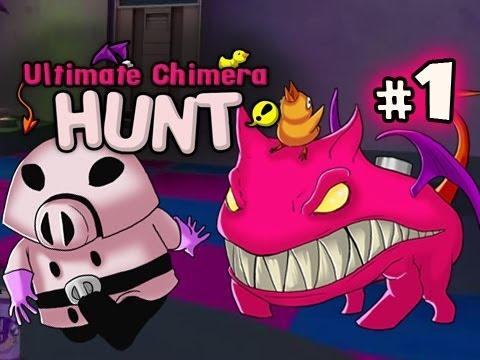 RUNAWAY PIGS! - Ultimate Chimera HUNT w/Nova, Immortal & Kevin Ep.1
