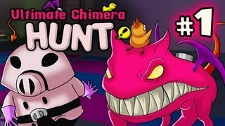 RUNAWAY PIGS! - Ultimate Chimera HUNT w/Nova, Immortal & Kevin Ep.1