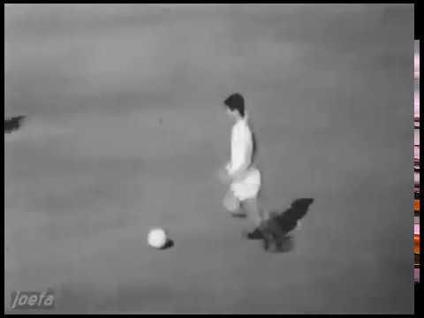 Dragoslav Šekularac vs Uruguay Mondiali 1962