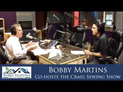 Bobby Martins Co-Hosts the Craig Sewing Radio Show