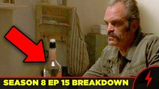 Walking Dead 8x15 Breakdown - Negan's Plans for Dwight EXPLAINED