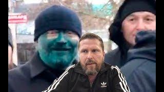 Вилкул, зеленка, Бердянск