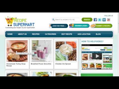 Recipe Search By Ingredients