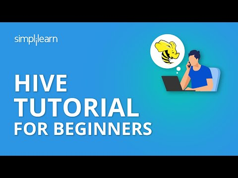 Hive Tutorial For Beginners | What Is Hive | Hive In Hadoop | Apache Hive Tutorial | Simplilearn