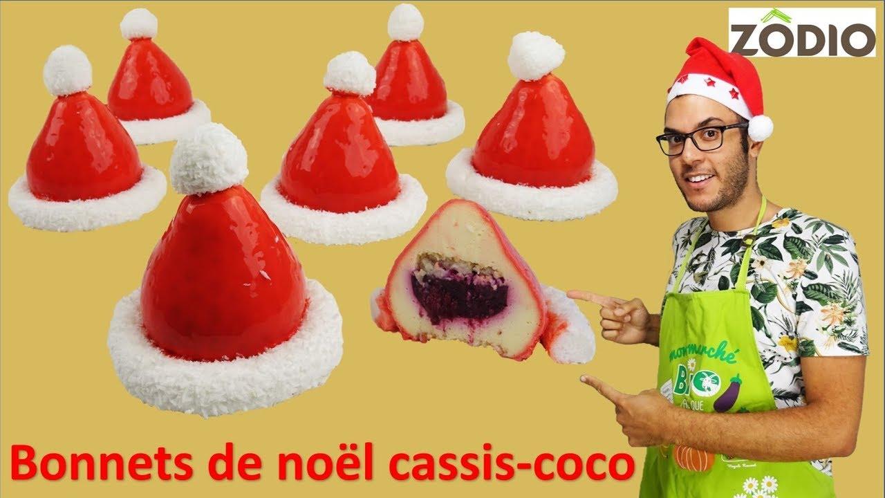 Rubies 422129-Bonnet de Noël avec sucre Tiges application Noël *