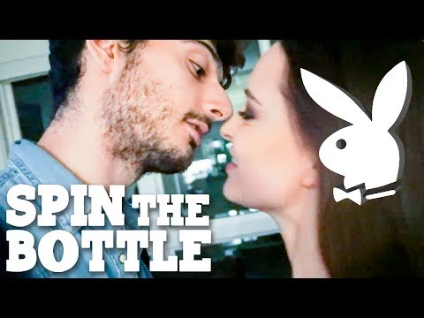 Spin the Bottle with Playboy Bunnies