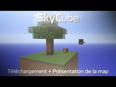 SkyCube - Présentation et Téléchargement de la map