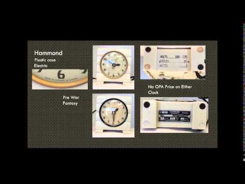 War Alarm Clock