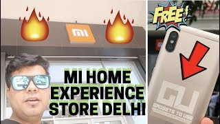 Video Tour, MI Home Experience Store Delhi, What You Like You Cant Buy