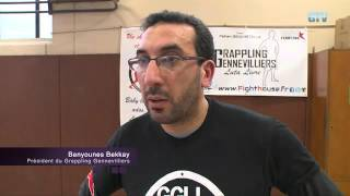 kids cup grappling gennevilliers