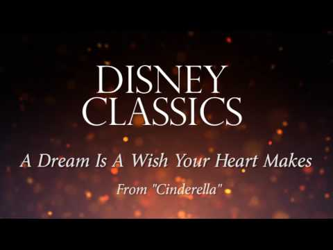 A Dream Is a Wish Your Heart Makes (Instrumental Philharmonic Orchestra Version) From