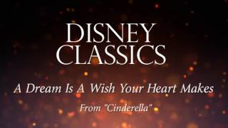"Video A Dream Is a Wish Your Heart Makes (Instrumental Philharmonic Orchestra Version) From ""Cinderella"" download MP3, 3GP, MP4, WEBM, AVI, FLV Juli 2018"