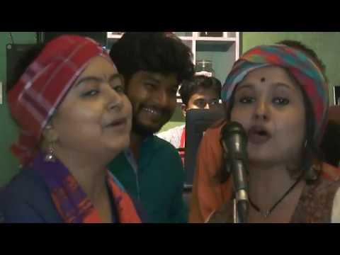 PINDARE PALASHER BON II Jhumur Folk Song II AAKHOR II