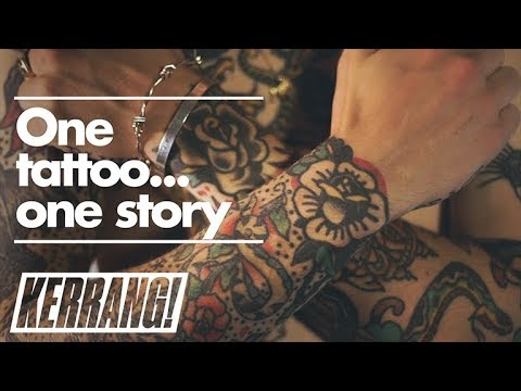 Neck Deep's Ben Barlow - One Tattoo, One Story