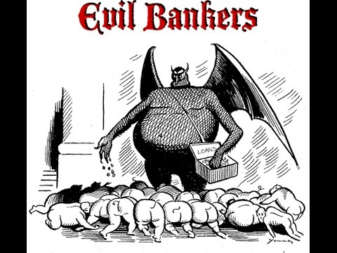 How banks & governments steal your wealth. A beginners guide to understanding monetary corruption.