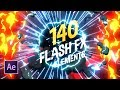 Use Flash Effects To Make Your Motion Graphics Pop | After Effects Tutorial