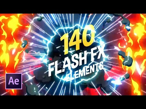 How To Make flash fx 2D Liquid Motion By photoshop