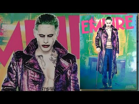 Empire Magazine Reveals First Full Look At The Joker - Collider