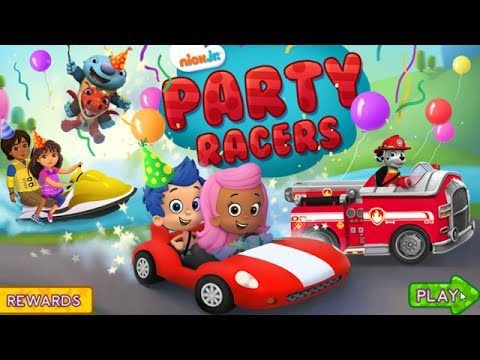 paw patrol games to play at a party