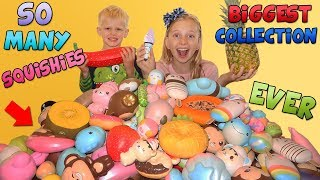 Scented Squishies Challenge - Huge Squishy Collection! What's in ...