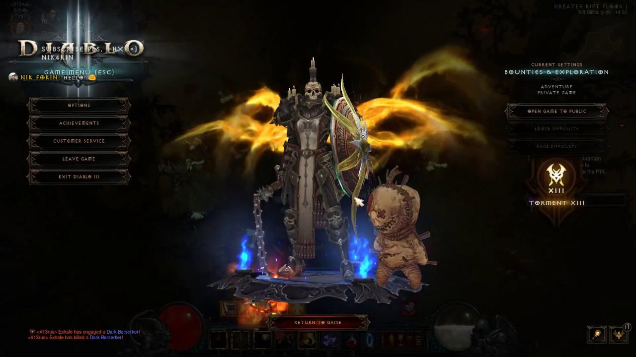 Crusaider Builds Diablo