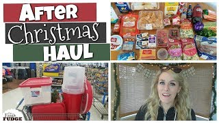 After Christmas HAUL 🎄 CLEARANCE ITEMS + STORAGE & ORGANIZATION