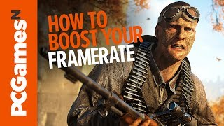 6 graphics settings you can turn off in-game | how to boost gaming PC fps