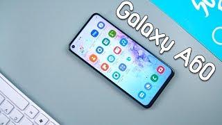 Trên tay Galaxy A60: Quá ngon trong tầm giá 6 triệu